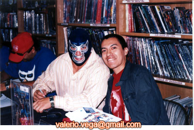 blue demon jr y valerio