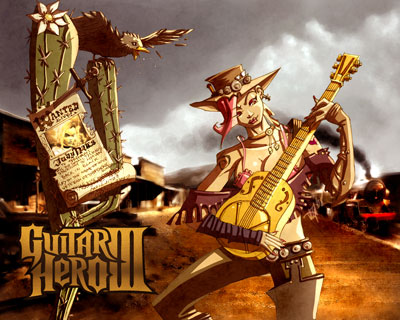 guitar hero III wallpaper